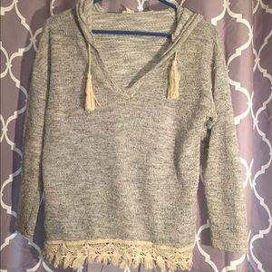 Cute and Soft Pacsun Sweater Hoodie